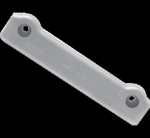 Allpa  Aluminium Anode Nissan- / Tohatsu outboard  transom bar (70-140pk) (OEM 3C760-2181)