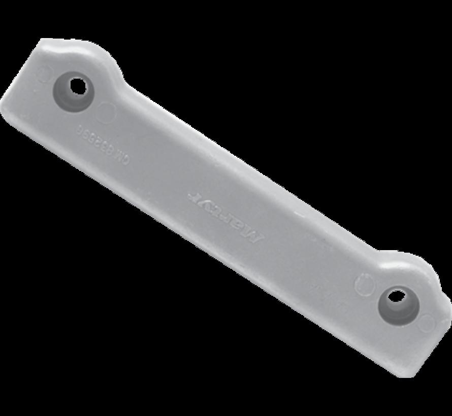 Aluminium Anode Nissan- / Tohatsu outboard  transom bar (70-140pk) (OEM 3C760-2181)