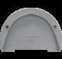 Aluminium Anode Volvo Penta sterndrive  transom plate for SX-drive (OEM 3855411)