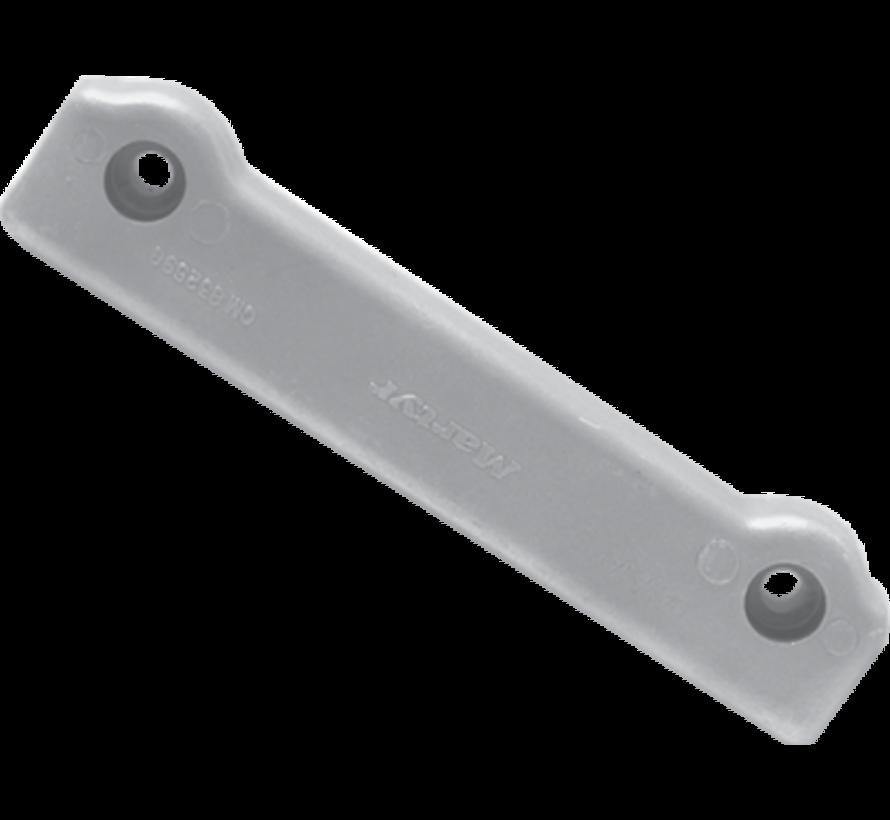 Aluminium Anode Volvo Penta sterndrive  dockbone AQ250/270/280 (OEM 832598)