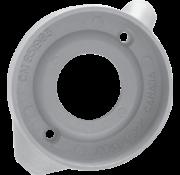 Allpa Zinkanode Volvo Penta saildrive  ring 2-gats voor S-120 (OEM 851983)