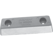 Allpa Aluminium Anode Volvo Penta sterndrive  bar (OEM 852835)