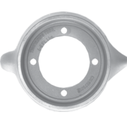 Allpa Aluminium Anode Volvo Penta saildrive  ring 4-gats voor S-130 (OEM 875812)