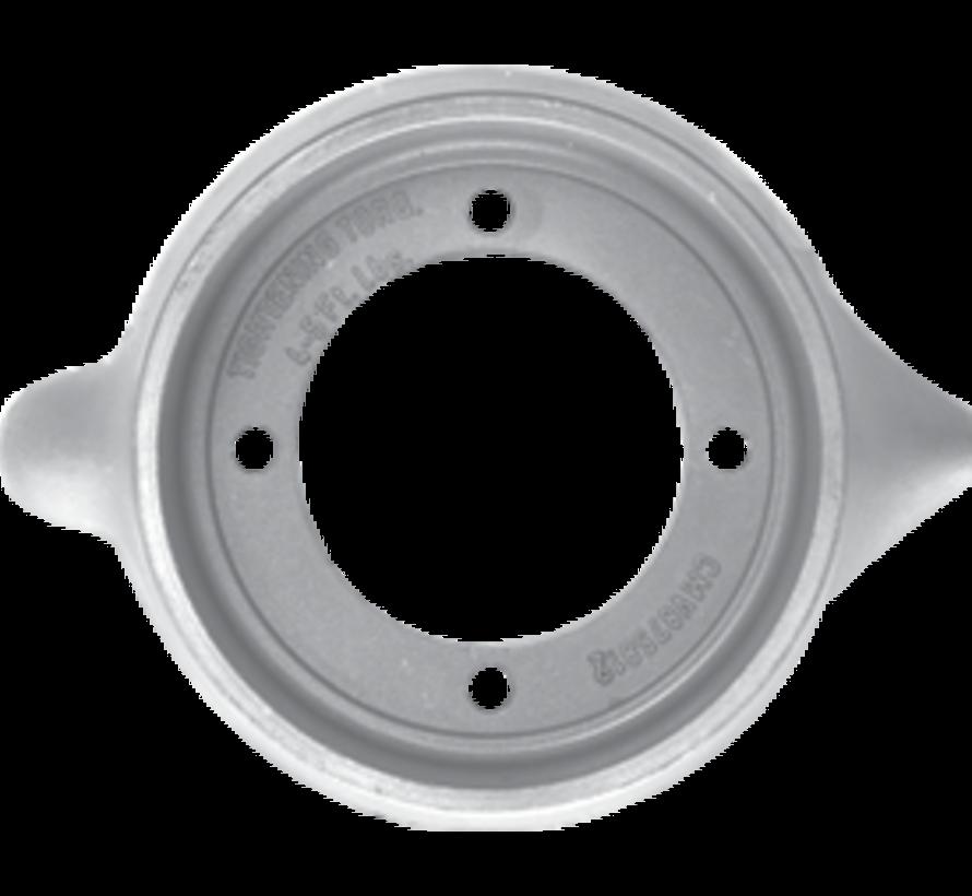 Aluminium Anode Volvo Penta saildrive  ring 4-gats voor S-130 (OEM 875812)