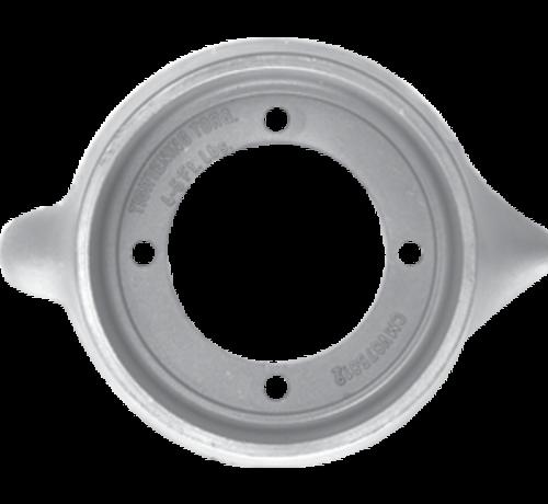 Allpa  Aluminium Anode Volvo Penta sterndrive  small ring voor AQ-280/290 (OEM 8758153)