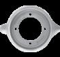 Aluminium Anode Volvo Penta sterndrive  small ring voor AQ-280/290 (OEM 8758153)