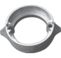 Aluminium Anode Volvo Penta sterndrive  Duo-Prop ring (OEM 875821)