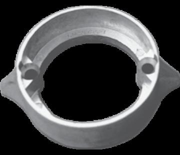 Allpa Magnesium Anode Volvo Penta sterndrive  Duo-Prop ring (OEM 875821)