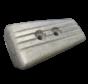 Aluminium Anode Volvo Penta sterndrive  upper gear case for SXA / DPS (OEM 3883728)