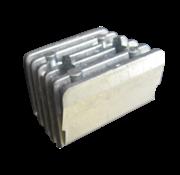 Allpa Aluminium Anode Volvo Penta sterndrive  HP transom shield for SXA / DP-X (OEM 873395)
