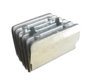 Aluminium Anode Volvo Penta sterndrive  HP transom shield for SXA / DP-X (OEM 873395)