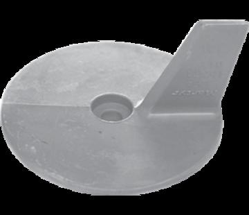 Allpa Magnesium Anode Yamaha outboard  cutdown skeg (OEM 664-45371-01)