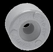 Allpa Aluminium Anode Yamaha outboard  button (OEM 688-45251-01)
