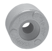 Allpa Magnesium Anode Yamaha outboard  button (OEM 688-45251-01)