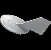 Allpa Aluminium Anode Yamaha outboard  skeg (OEM 688-45371-02)