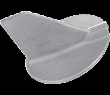 Allpa Aluminium Anode Yamaha outboard  skeg (OEM 6E5-45371-01)