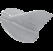 Allpa Aluminium Anode Yamaha outboard  skeg (OEM 6K1-45371-00)