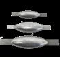 Aluminium lasstrip-anode  340x231x76x30mm (1 00kg)