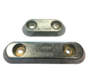 Aluminium Anode boutmontage  gatsafstand = 200mm (3 00kg)