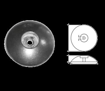 Allpa Magnesium ronde roerblad-anodeDiameter 70mm (0 095kg)