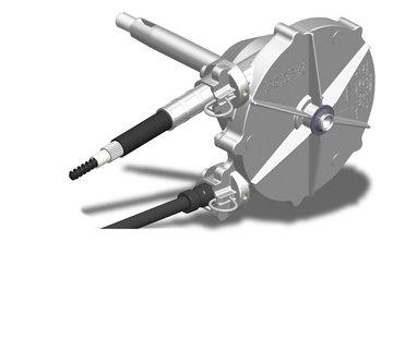 Seastar SeaStar Xtreme NFB Stuurkop incl.montageset (SBX76061)