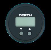 Allpa Premier Pro dieptemeter digitaal - Zwart