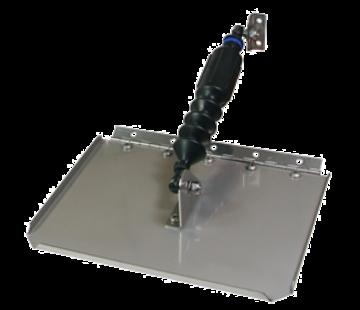 Allpa Smart Tabs RVS set  12 x 9 met 36kg (80lb) actuators