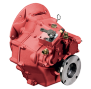 Technodrive hydraulische keerkoppeling TM345A R=2.47:1