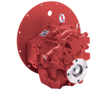 Technodrive hydraulische keerkoppeling TM93   R=2.40:1