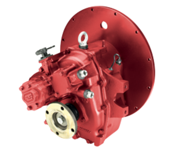 Technodrive hydraulische keerkoppeling TM93A  R=2.40:1