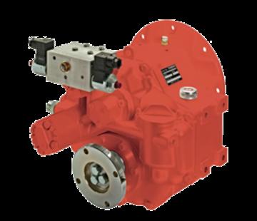 Technodrive hydraulische keerkoppeling TM485A  Red. 2 40:1