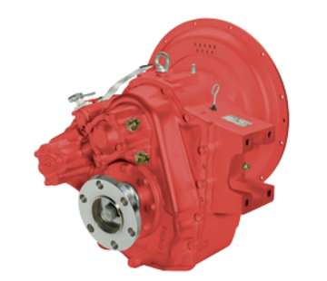 Technodrive hydraulische Keerkoppeling TM265A  Red. 2.30:1