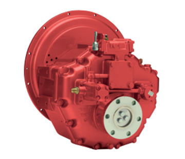 Technodrive hydraulische Keerkoppeling TM1200A R=2 00:1
