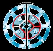 Technodrive Technodrive Demperplaat 61/2 voor TM345A
