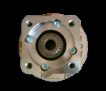Technodrive Technodrive PTO voor TM265/265A SAE B  4-gats  Z-15 - Max 195Nm