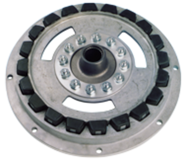 Technodrive Technodrive SAE-2 Flens voor TM265(A) met 11 1/2 Centa DS