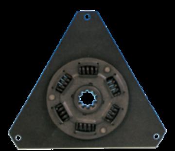 Technodrive Technodrive Veren demperplaat 270mm  10-tands  170Nm