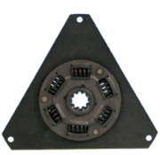 Technodrive Technodrive Veren demperplaat 270mm  26-tands  250Nm