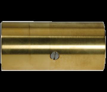 Allpa Schroefbaar bronzen tussenlager met inwendige draad en Phenol  lagerbus Ø50mm & koker Ø65mm