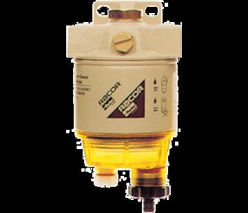 Racor Racor Spin-On filter met waterafscheider en doorzichtig reservoir  model 245R30 New 200 Series