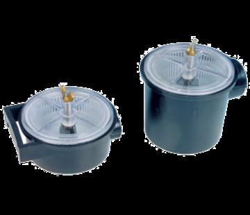 Allpa Kunststof koelwaterfilters  3/4  H=75-110mm  2800l/h