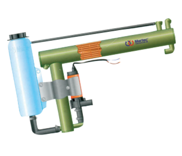 Martec Martec Warmtewisselaar voor dieselmotor Yanmar 3QM 30 (901-1118)