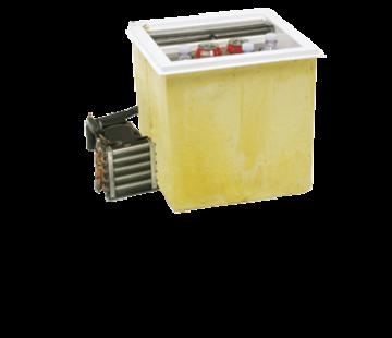 Allpa Inbouwkoelbox Sea Special model C40L  40l  12 / 24V  vermogen 31W/h  ext. compressor