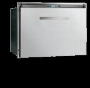 Allpa RVS inbouwvrieslade Sea Drawer  DW70BTX 75l  12 / 24V  externe compressor  ext. compressor