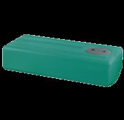 Allpa Polyethyleen drinkwatertank  47l  450x390x290mm (H: +30mm vulaansluiting)