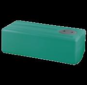 Polyethyleen drinkwatertank  87l  850x390x290mm (H: +30mm vulaansluiting)