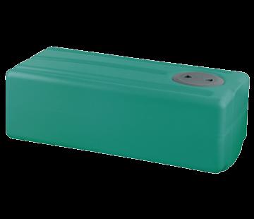Allpa Polyethyleen drinkwatertank  97l  950x390x290mm (H: +30mm vulaansluiting)