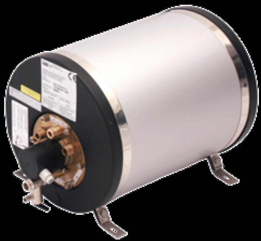 Aluminium scheepsboiler  1200W / 22l  rond model  gewicht 14kg