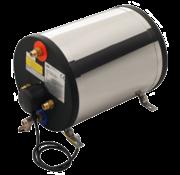 RVS scheepsboiler  800W / 22l  rond model  gewicht 14kg