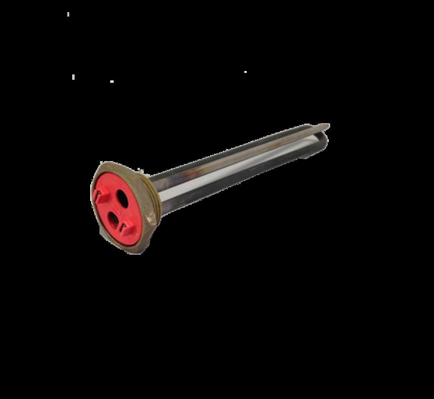 500W Verwarmingselement  1-1/4  voor  scheepsboiler (nieuw model)